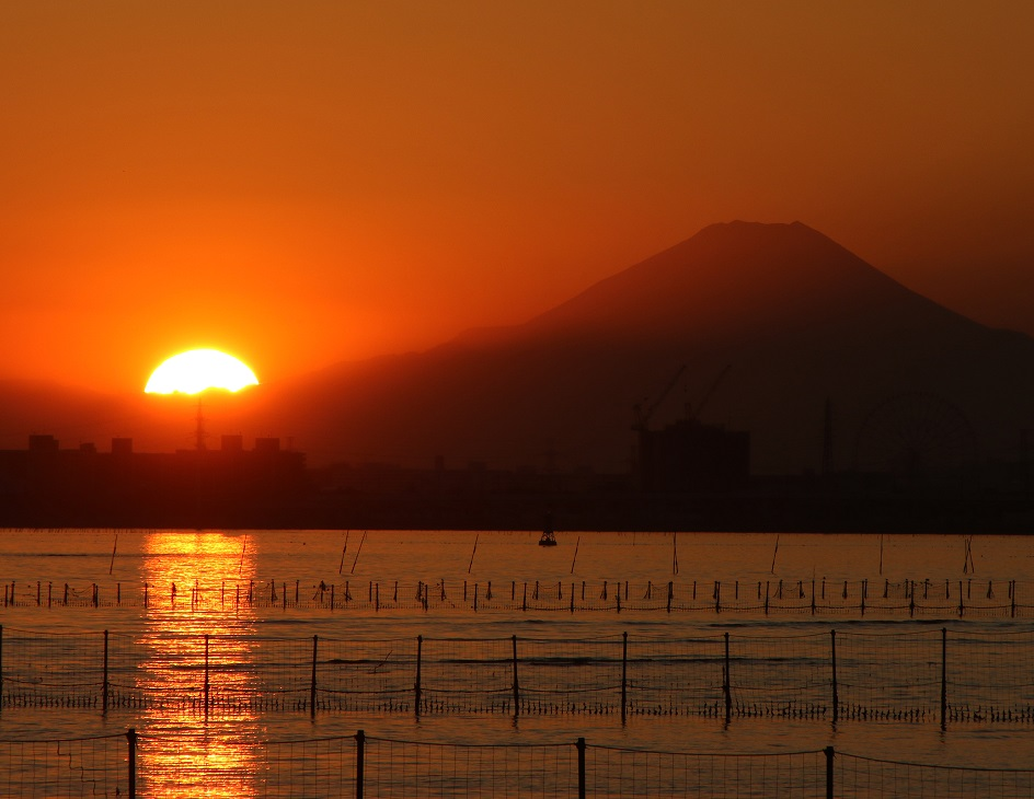 <b>富士山部門入選</b>