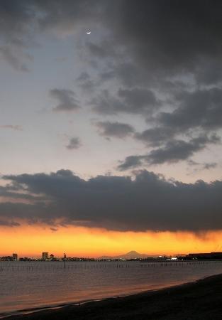<b>富士山の部  ふなばし三番瀬海浜公園賞</b>