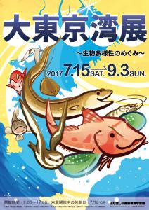 大東京湾展ポスター