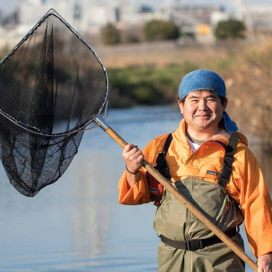 開館1周年記念「山田陽治さんと作る干潟水族館」