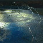 理事長賞「冬の噴水」:市原 未明